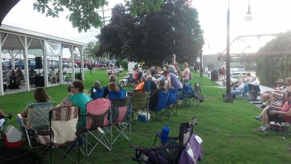 Music on the Erie