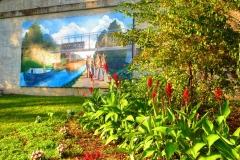 Mule mural at Dobbins Park (1024x768)