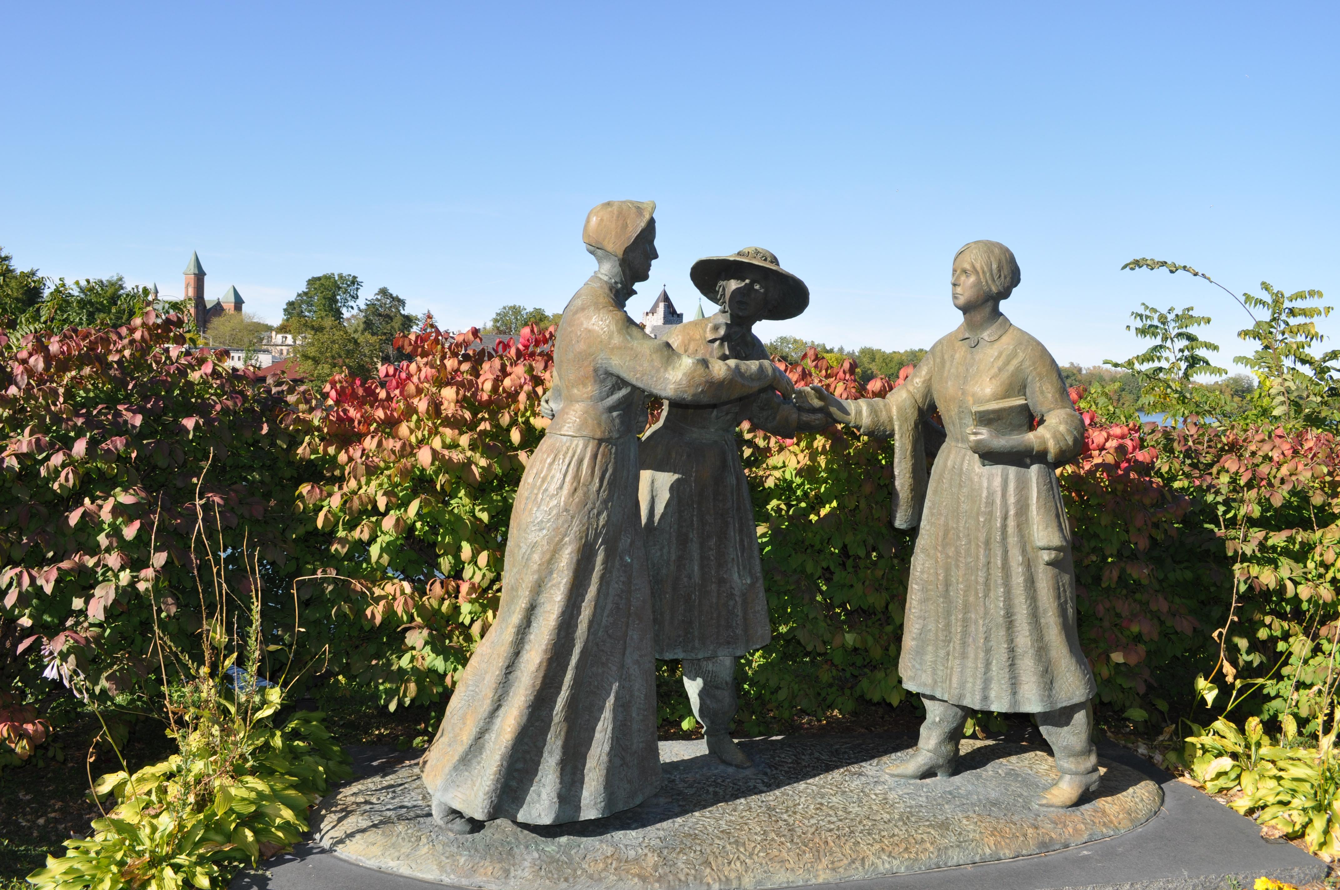 Seneca falls womens stature