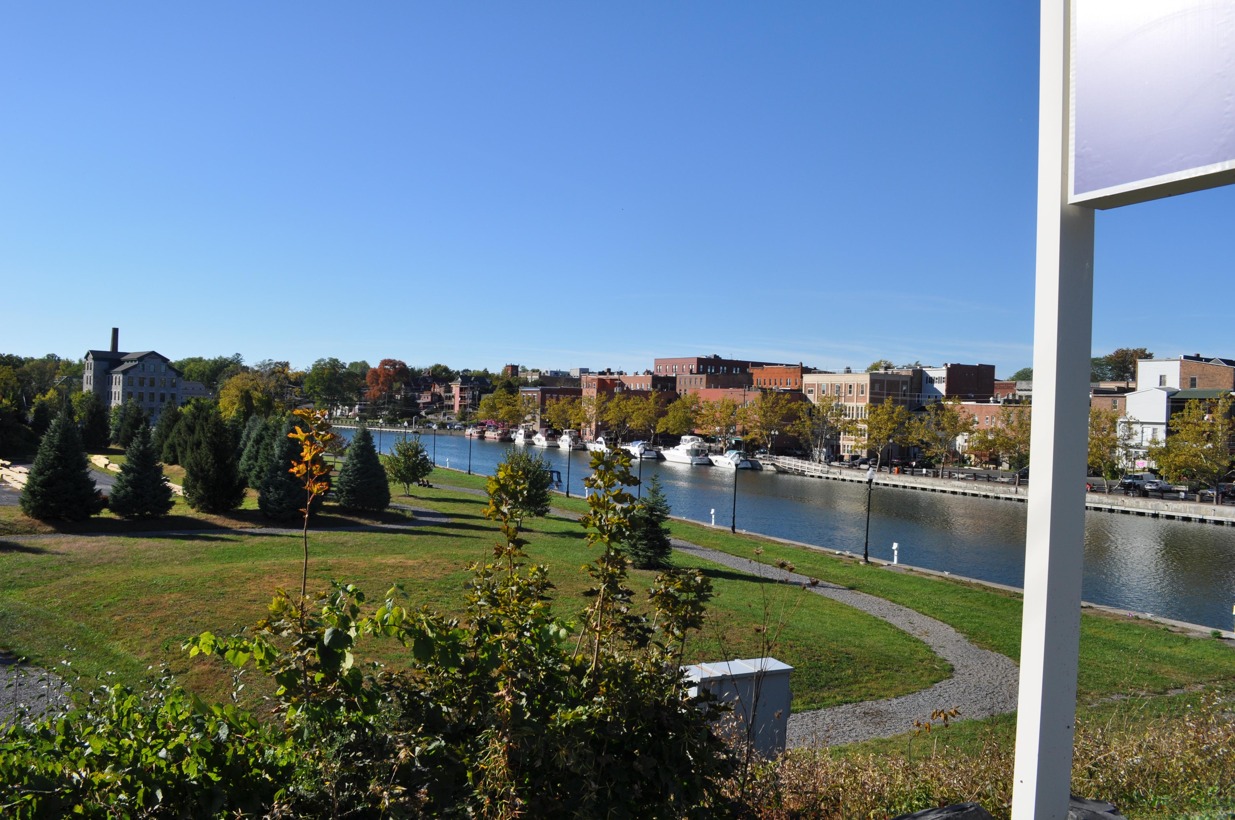 Seneca Falls Canal Harbor